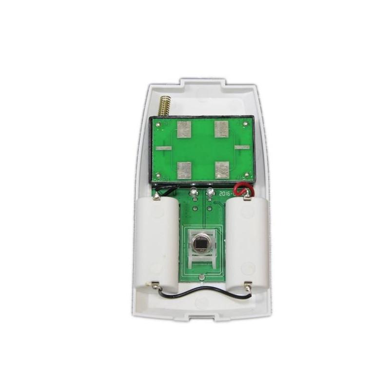 Sensore volumetrico a doppia tecnologia supervisionato per centrale Powertouch - OFFICINA DIGITALE