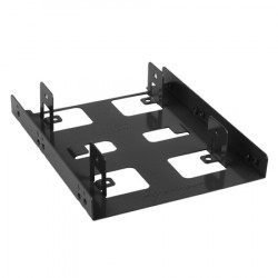 SHARKOON BAYEXTENSION BLACK 3.5 SSD MOUNTING FRAME FOR 2 SSDS""