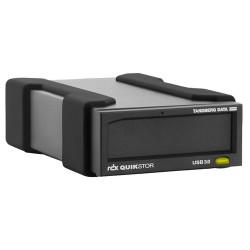 TANDBERG KIT DISPOSITIVO ESTERNO RDX USB3+ AUTOALIMENTATO CON CARTUCCIA BACKUP 2TB (SUPPORTO WINDOWS BACKUP E APPLE TIME