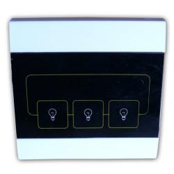 Modulo Domotica 3 interruttori per centrale Powertouch