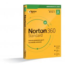 SYMANTEC NORTON 360 STANDARD 2020 1 DISPOSITIVO 12 MESI 10GB