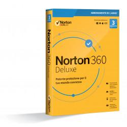 SYMANTEC NORTON 360 DELUXE 2020 3 DISPOSITIVI 12 MESI 25GB