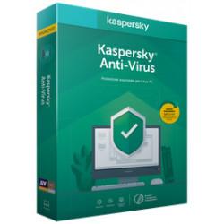 KASPERSKY ANTIVIRUS 2020 1 USER 1 YEAR RENEWAL