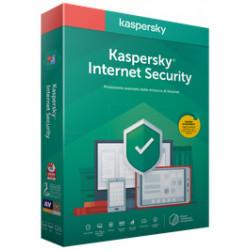KASPERSKY INTERNET SECURITY 2020 1 USER 1 YEAR RENEWAL