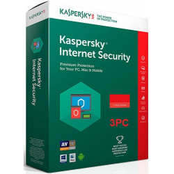 Kaspersky Internet Security 2020 3pc 1anno (ESD)