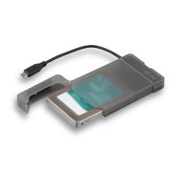 I-TEC BOX ESTERNO 2,5 HDD USB-C 3.1 BLACK