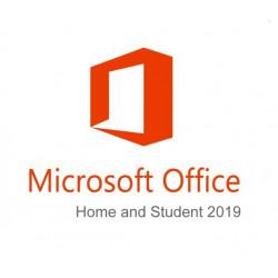 MICROSOFT OFFICE 2019 HOME STUDENT ITA EUROZONE MEDIALESS VERSIONE PC WIN 10 E OSX