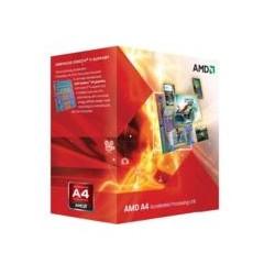 AMD CPU APU A4-6300,3,90GHZ, SOCK FM2, HD 8370D, 1MB CACHE, 65W, BOX