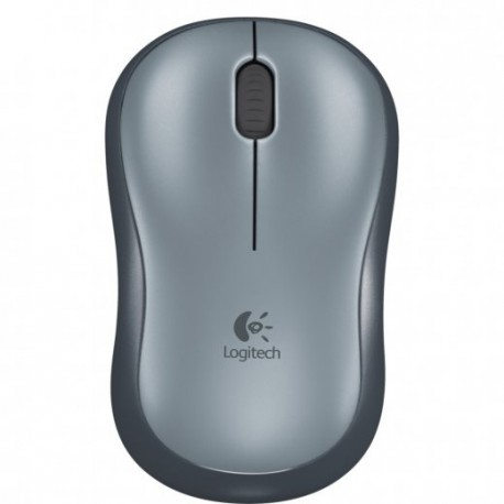 LOGITECH WIRELESS MOUSE M185 SWIFT GREY USB CORDLESS