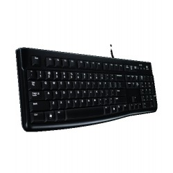 LOGITECH OEM KEYBOARD K120 BUSINESS USB BLACK