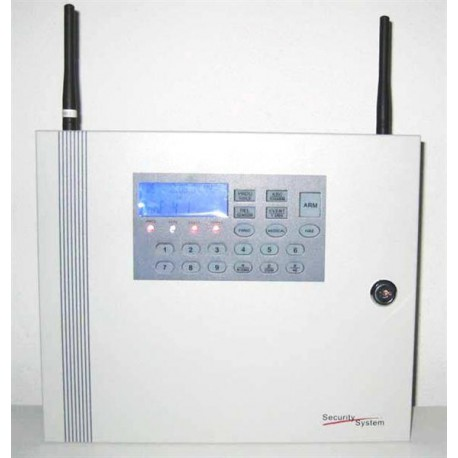CENTRALE ALLARME WIRELESS PSTN GSM SMS